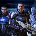 Commander Shepard hat oftmals schlagkräftige Unterstützung. (Bild: Electronic Arts)