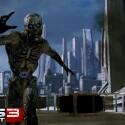 Die Reaper haben bei Mass Effect 3 die Erde erobert. (Bild: Electronic Arts)