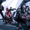 Im Koop-Multiplayer-Modus treten vier Spieler gemeinsam an. (Bild: Electronic Arts)
