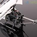 Die Konstruktion des i-Helikopters schützt leider nicht die für die Bewegung der Hauptrotoren wichtigen Zahnräder. (Bild: netzwelt)
