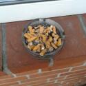 Testbild Samsung Wave 3: Raucher-Balkon der Redaktion (Bild: netzwelt)