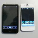Auch eine Live-Vorschau der Filter fehlt in der Android-App (links). (Bild: netzwelt)