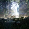 Häuser und Autos wurden ganz schön mitgenommen im New York aus dem Jahr 2047 in Crysis 3. (Bild: Electronic Arts)