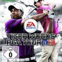 """Rory McIllroy leistet Tiger Woods auf dem Cover von """"PGA Tour 13"""" Gesellschaft. (Bild: EA)"""