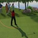 """Im neuen """"Tigers Golf-Vermächtnis"""" kann man in 50 Herausforderungen die Karriere des Ausnahmegolfers nachspielen. (Bild: EA)"""