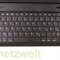 Auf der Tastatur von Kensington lässt sich sehr gut und schnell schreiben. (Bild: netzwelt)