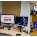 In Windows 8 soll das Arbeiten an mehreren Bildschirmen einfacher werden. (Bild: Microsoft)