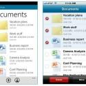Der Softwarekonzern stellt ergänzend Apps für Windows Phone 7-Smartphones und iPhones sowie iPads zur Verfügung. (Bild: Microsoft)
