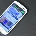 Vor allem beim Surfen im Netz ist das Samsung Galaxy S3 rasend schnell. (Bild: netzwelt)