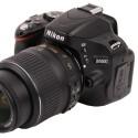In der Kamera steckt ein CMOS-Bildsensor im DX-Format und nimmt Fotos mit bis zu 16,2 Megapixeln auf.