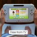 Der Controller lässt sich auch einzeln und somit unabhängig vom Fernseher verwenden. (Bild: Screenshot YouTube.com/Nintendo)