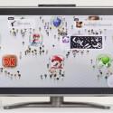 Mit der Wii U führt Nintendo auch ein eigenes Soziales Netzwerk namens Miiverse ein. (Bild: Screenshot YouTube.com/Nintendo)