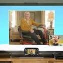 Das Miiverse bietet auch die Möglichkeit von Videochats. (Bild: Screenshot YouTube.com/Nintendo)