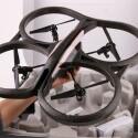 Die neue Drohne soll stabiler in der Luft liegen als ihr Vorgänger. (Bild: netzwelt)