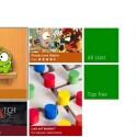 Der Windows Store hält bisher nur Metro-Apps bereit, soll demnächst jedoch auch Anwendungen für den Desktop anbieten. (Bild: Screenshot Windows 8/netzwelt)