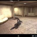 Besonders schön sieht es aus, wenn Max Payne während der Bullet Time durch den Raum springt. (Screenshot: netzwelt)