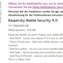 Auch für Symbian stehen einige Ortungs-Apps zur Verfügung, die jedoch im Voraus installiert werden müssen. (Bild: Screenshot Ovi