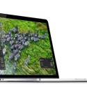 Das Highlight des MacBook Pro Jahrgang 2012 ist das hochauflösende Retina-Display. (Bild: Apple)