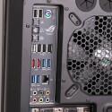 Insgesamt 5x USB 2.0, 4x USB 3.0, 1x PS2, 2x eSata, 1x LAN und insgesamt 6x Audio. (Bild: netzwelt)