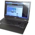 15-Zoll-Display, DVD-Laufwerk, 2,2 Kilogramm: Eigentlich ist das Acer Timeline U gar kein Ultrabook, auch wenn Acer es als solches bezeichnet. (Bild: netzwelt)