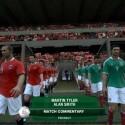 Das Einlaufen der Fußballspieler wird zur Schau gestellt. (Bild: EA Sports)
