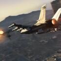 Düsenjets könnten den Multiplayer um spannende Luftgefechte erweitern. (Bild: Rockstar Games)