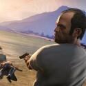 Trevor ist mit seinen psychopathischen Zügen ein unangenehmer Zeitgenosse. (Bild: Rockstar Games)