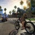 Fahrräder wird es in allen Variationen geben, egal ob Dirtbike, Mountain Bike oder auch BMX. (Bild: Rockstar Games)