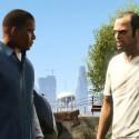Franklin und Trevor sind zwei der vermeintlichen Stars. (Bild: Rockstar Games)