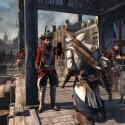 Britische Armee in Boston. (Bild: Ubisoft)