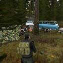 """Gefährliches Banditen-Camp. (Bild: Dean """"Rocket"""" Hall)"""