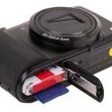 Wie üblich übernimmt ein Lithium-Ionen-Akku die Stromversorgung und die Kamera speichert Fotos und Videos auf einer SD-Karte ab. (Bild: netzwelt)