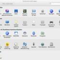 Ab Mac OS X Lion ist auch die iCloud-Nutzung auf dem Mac möglich. Für die Einrichtung befindet sich ein Eintrag in den Systemeinstellungen. (Bild: Screenshot)