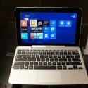 Das Betriebssystem Windows 8 lässt sich entweder mit Hilfe des Touchscreens oder der Tastatur bedienen. (Bild: netzwelt)