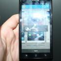 Die Nutzeroberfläche lässt sich mit wenigen Fingertipps anpassen. (Bild: netzwelt)