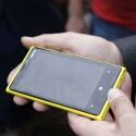 Das Display des Lumia 920 misst 4,5 Zoll in der Diagonalen. (Bild: netzwelt)