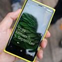 Nokia präsentierte das Lumia 920 netzwelt auf der Nokia World in Berlin. (Bild: netzwelt)