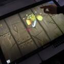 Blockbuster wie Fruit Ninja erleben auf dem A720 einen ungeahnten Höhenflug. (Bild: netzwelt)