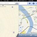 Auch ist das Material nicht immer detailliert genug. Hier fehlt etwa ein ganzer Fluss auf der Karte.... (Bild: theamazingios6maps.tumblr.com)