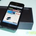 Bereit für den ausführlichen Test: Das iPhone 5 wandert nun weiter an das Test-Team (Bild: netzwelt)
