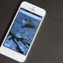 Als Betriebssystem kommt iOS 6 zum Einsatz. Die neue Karten-App des Systems ist allerdings noch fehleranfällig. (Bild: netzwelt)