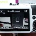 Über den Touchscreen lassen sich Aufnahmeeinstellungen im Detail festlegen. (Bild: netzwelt)