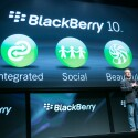 BlackBerry 10-Apps sollen integriert, sozial und optisch ansprechend sein. (Bild: RIM)