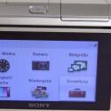 Der Startbildschirm des Menüs führt den Nutzer in sechs Unterkategorien weitern. (Bild: netzwelt)
