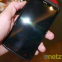 Das Gewicht des HTC One X+ ist nur geringfügig höher als das des One X. Der Nutzer wird dies kaum bemerken. (Bild: netzwelt)
