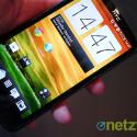 Neben dem Chrome-Browser können Nutzer auch den HTC-Browser nutzen, er unterstützt auch unter Jelly Bean Flash. (Bild: netzwelt)