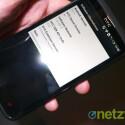 Neu ist auch die Nutzeroberfläche: Auf dem HTC One X+ läuft Sense 4+. (Bild: netzwelt)