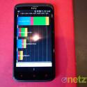 Das HTC One X+ soll laut Hersteller das schnellste Android-Handy auf dem deutschen Markt sein. Erste Benchmarks untermauern dies. (Bild: netzwelt)
