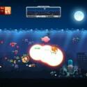 In Aqua Kitty dringt der Spieler mit wasserscheuen Katzen zum Meeresgrund hervor. (Bild: Sony)
