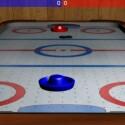 Flick Hockey ist ein 3D Luft Hockey-Simulator. (Bild: Sony)